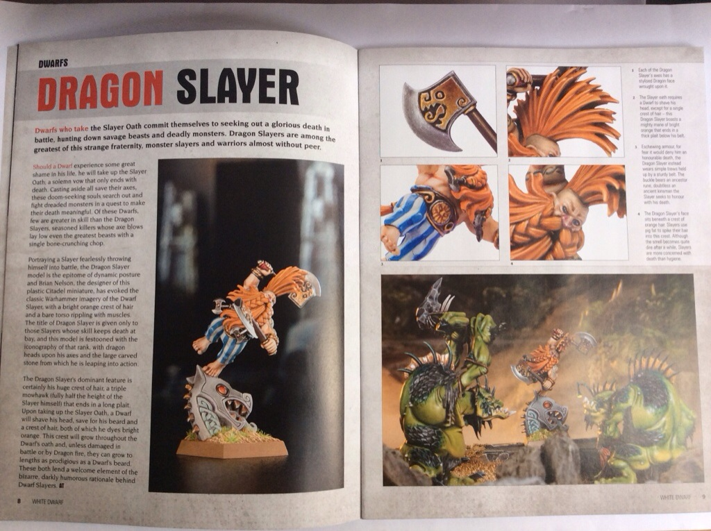 White Dwarf Weekly & Warhammer: Visions Digital vs Print product reviews  white dwarf whfb wh40k warhmmer warhammer:visions reviews gw gamesworkshop