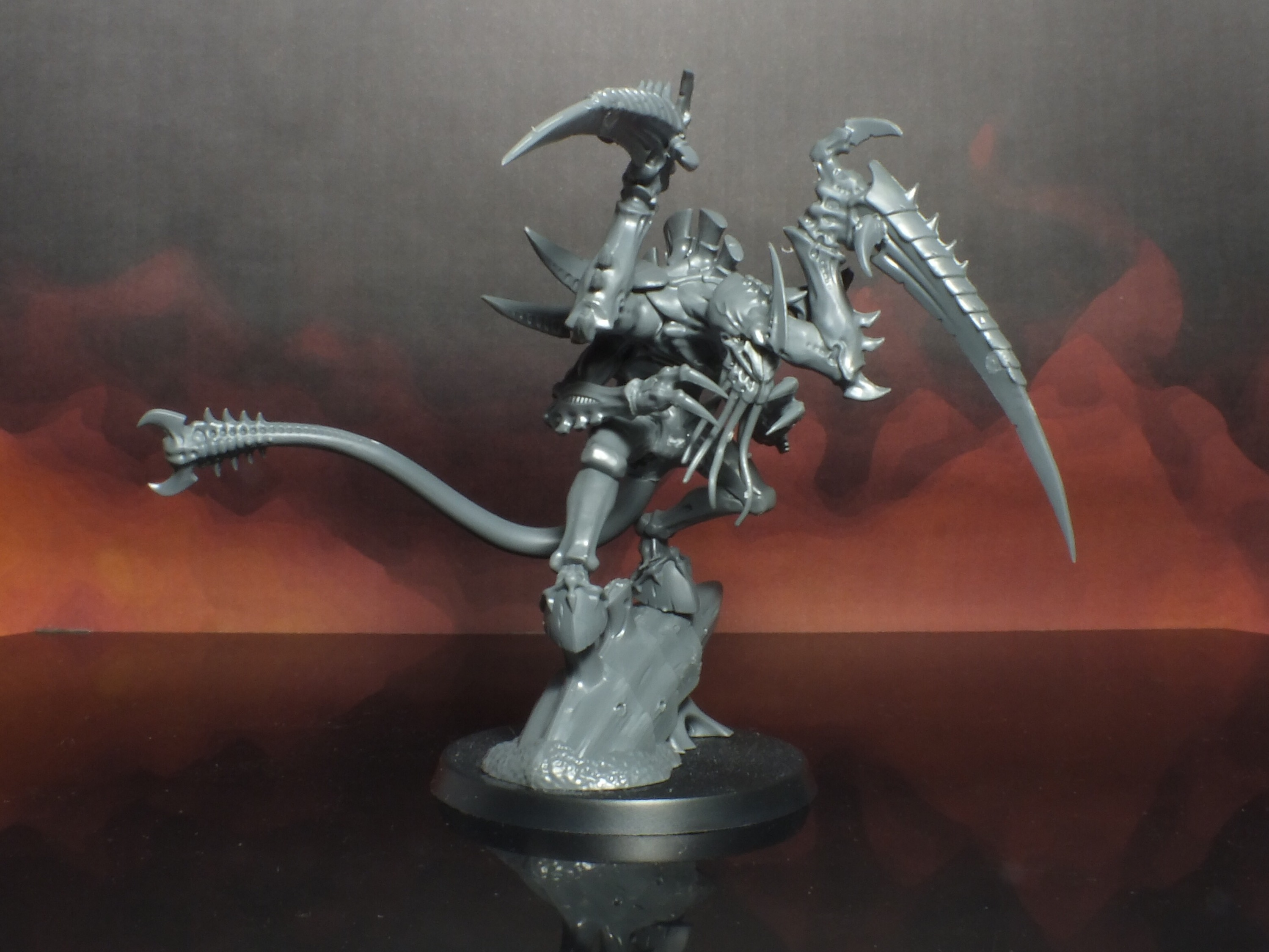 Conversion Of Atp To Adp: Tyranid Deathleaper Conversion