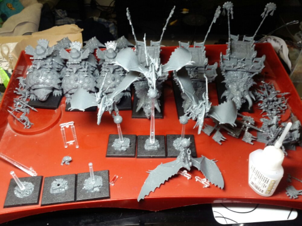 Lizardmen Commission Part 1 news